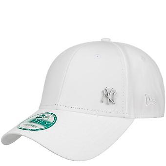 ニューエラ ヤンキースの完璧なロゴ キャップ - ホワイト
