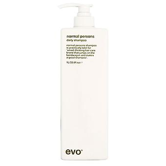 Evo Normal Persons Daily Shampoo 1000ml