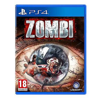 Zombi PS4 Game