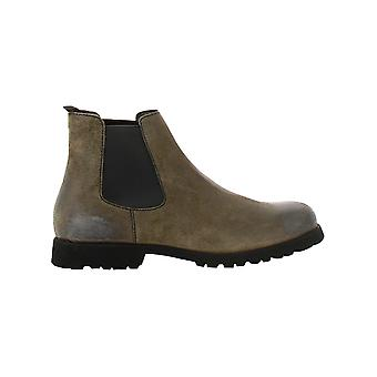Car shoe men's KUT516B0LF0192 brown leather ankle boots