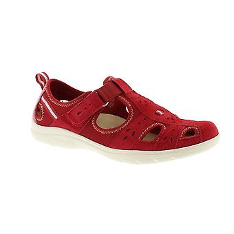 Earth Spirit Cleveland - Red (Suede) Womens Shoes