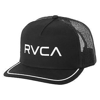 RVCA Title Trucker Cap - Black