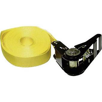 Mono strap Low lashing capacity (single/direct)=400 daN (L x W) 6 m x 25 mm Ku