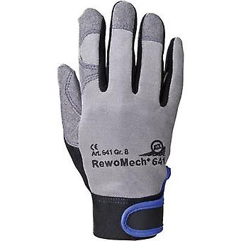 KCL 641 Glove RewoMech® Artificial leather, Tyvek®, Elastan Size