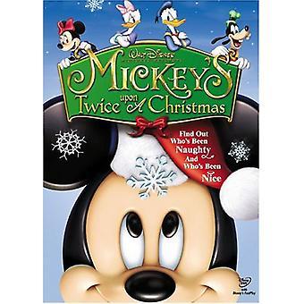Disney - Mickey's Twice Upon a Christmas [DVD] USA import