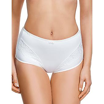 Susa 631-3 Women's London White Light Control Slimming Shaping Panty Girdle