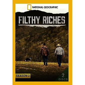 Schmutzige Reichtum: Staffel 2 [DVD] USA import