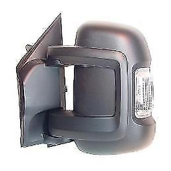Left Mirror (electric heated 5W indicator) FIAT DUCATO Bus 2006-2017