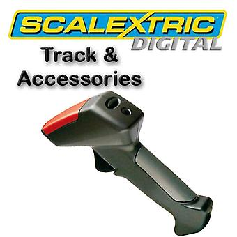Scalextric Digital - Hand drosseln mit 5 Farbe Pommes-frites