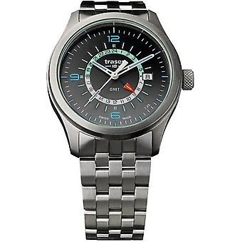 Traser H3 watch P59 Aurora GMT 107232