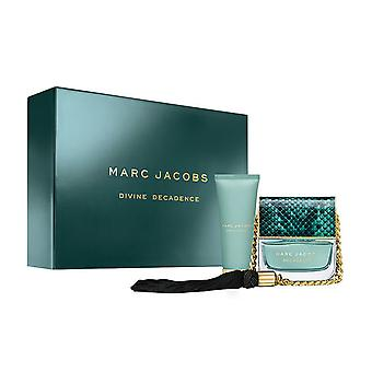 Marc Jacobs Divine Decadence Gift Set 50ml EDP + 75ml Body Lotion