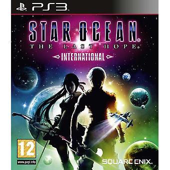 Star Ocean den sidste håb International (PS3)