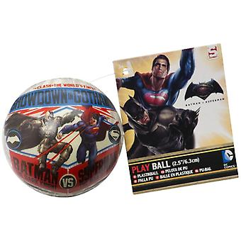 Batman vs Superman Small PU Ball