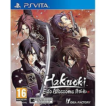 Hakuoki Edo Blossoms PlayStation Vita Game