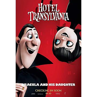 Hotel Transylvania Movie Poster (11 x 17)