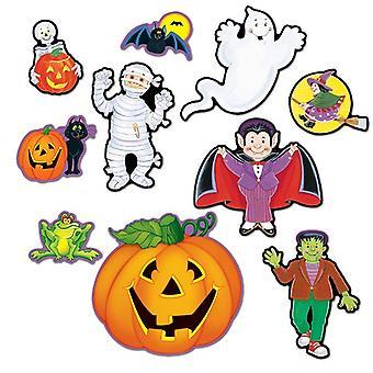 Wycinanki Halloween
