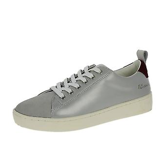 Fly London Maco Trainers Silver Leather