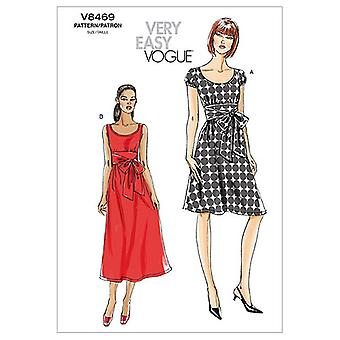 Misses' Dress-EE (14-16-18-20) -*SEWING PATTERN*