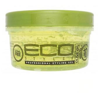 Eco Styler Gel de Aceite de Oliva 235 ml (Hair care , Styling products)
