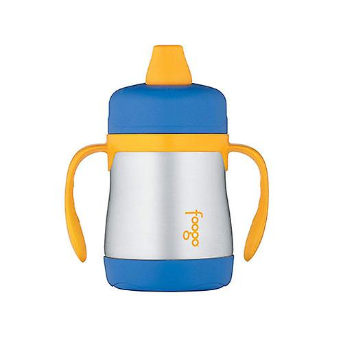 Thermos 200mL Foogo S/Steel Vac Insul Soft Spout Sippy Cup