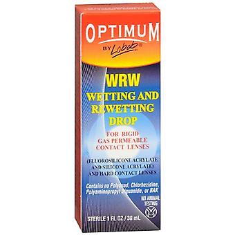 Lobob Optimum Wetting And Rewetting Drops, 1 Oz