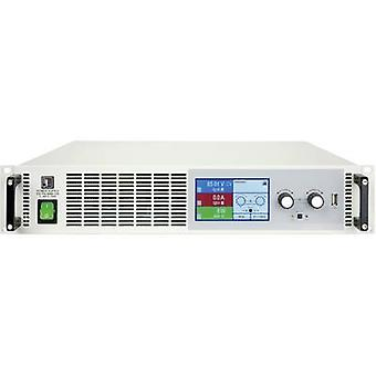 EA Elektro-Automatik EA-PSI 9040-120 2U Bench PSU (adjustable voltage) 0 - 40 Vdc 0 - 120 A 3000 W USB , Analogue No. of outputs 1 x