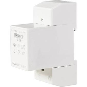 Bell transformer 8 V AC 1.5 A Bittorf 78
