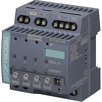 Electronic fuse Siemens 6EP1961-2BA41 10 A No. of outputs: 4 x