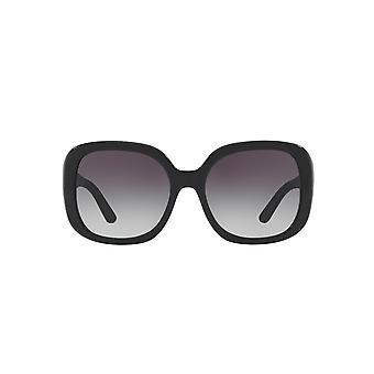 Burberry Statement Square Sunglasses In Black