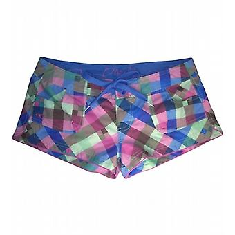 Checkmaid Shorty Short Board Shorts