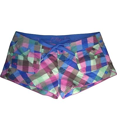 Checkmaid Shorty kort styret Shorts