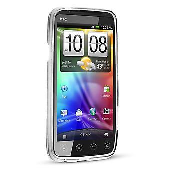 5 Pack -Technocel Slider Skin Case Cover HTC EVO 3D (Clear) - HTCEVO3DSSCL-Z
