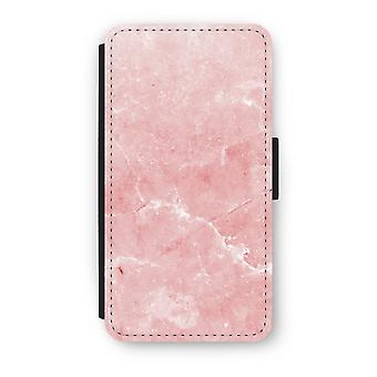 iPhone Custodia Flip XS - marmo rosa