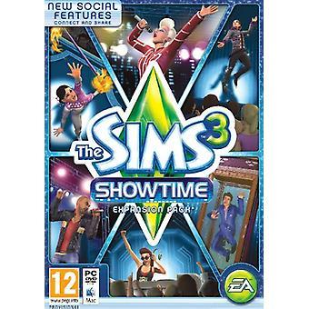 De Sims 3 Showtime (PCMac DVD)