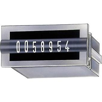Kübler K 07.20 12 V/DC Summing counter type K 07 7-digit Assembly dimensions 30 x 13 mm