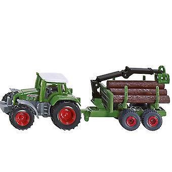 Tracteur SIKU 1645 + malles