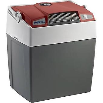 MobiCool G30 DC Cool box Thermoelectric 12 V Grey, Red 29 l