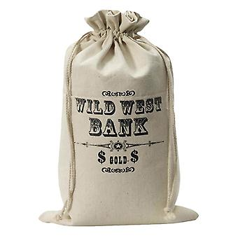 Wild West Money Bag.