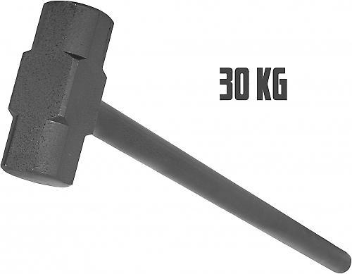 Marteau en acier de gymnastique 30kg