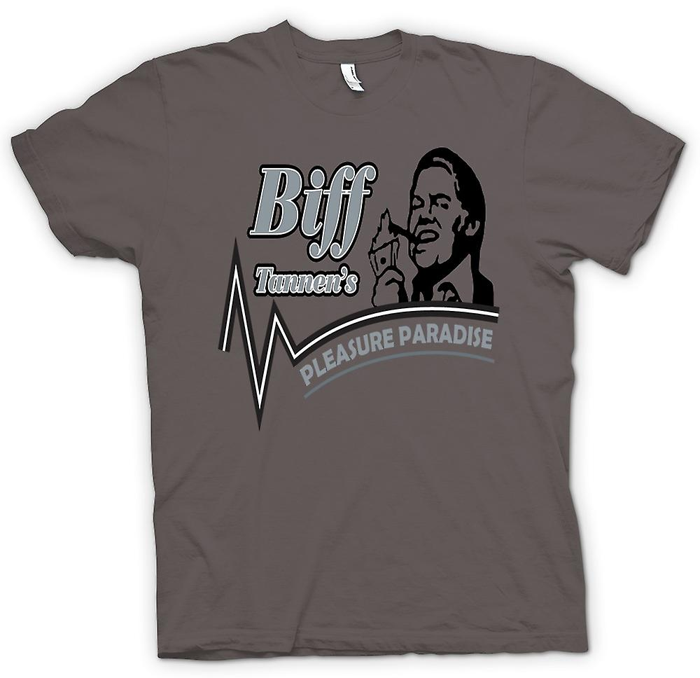 Womens T-shirt - Back To The Future - Biff Tannen