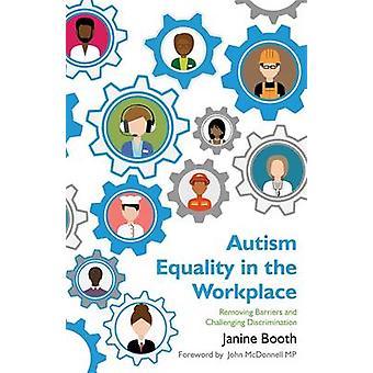 Autism jämställdhet på arbetsplatsen - att ta bort hinder och utmanande D