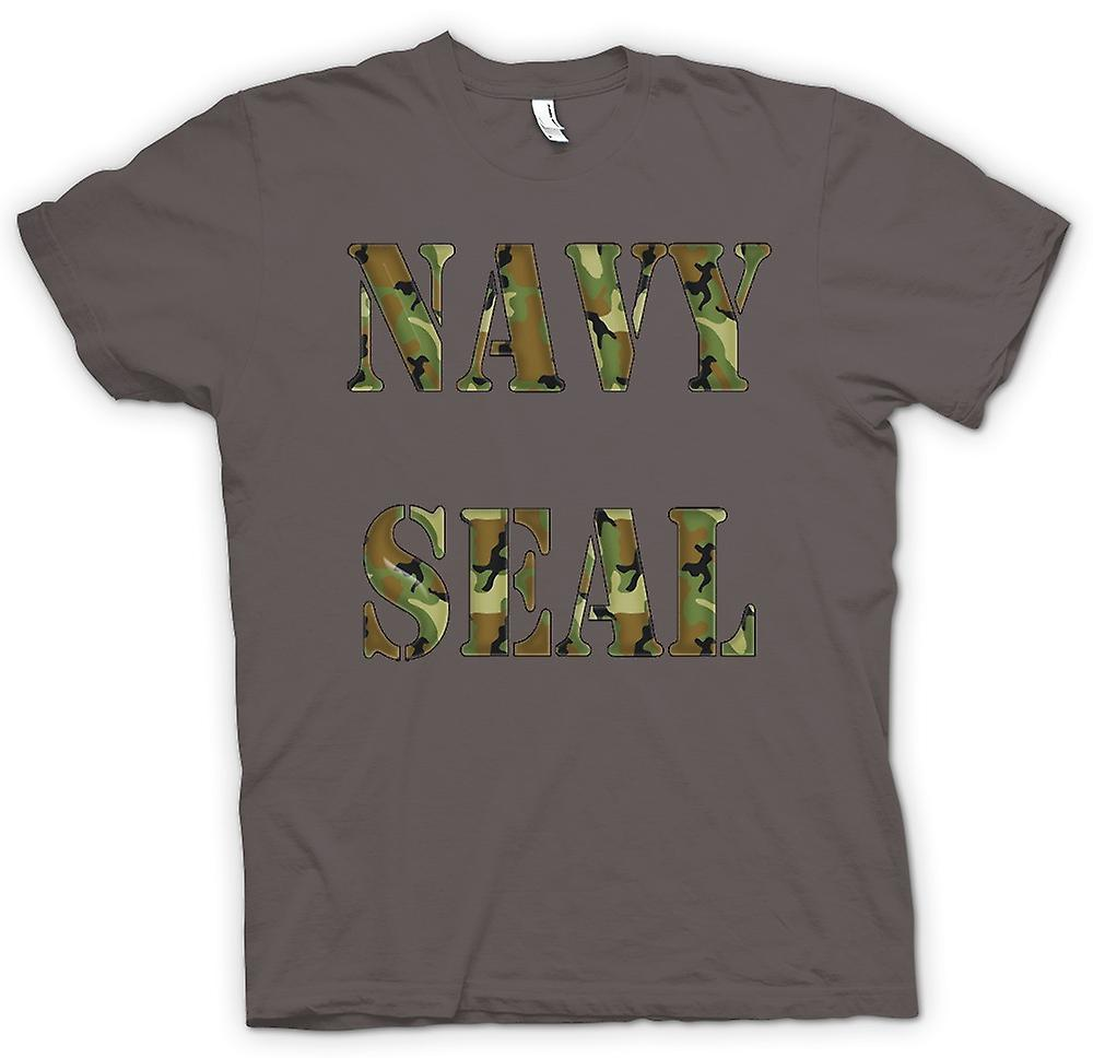 Womens T-shirt-U.S. Navy Seals Elite