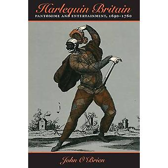 Harlequin Britain Pantomime and Entertainment 16901760 by OBrien & John