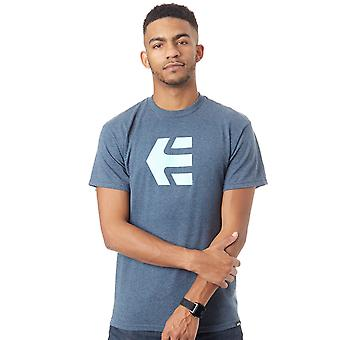 Etnies Navy Heather Mod Icon T-Shirt