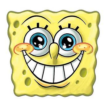 Spongebob Smile Card Face Mask