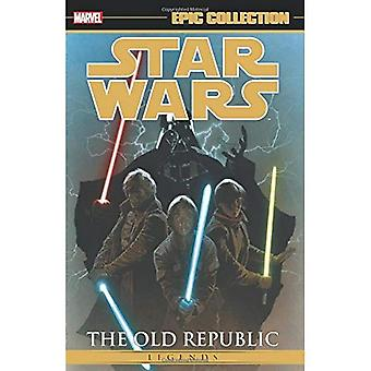 Star Wars kolekcja epickie Legends: Old Republic Vol. 2