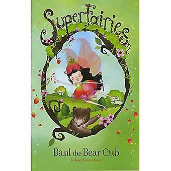 Basil the Bear Cub (Superfairies)