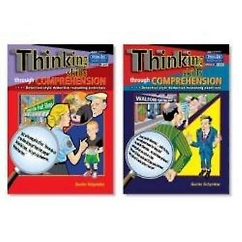 Thinking Skills Through Comprehension: Middle: Exercises in Deductive Reasoning