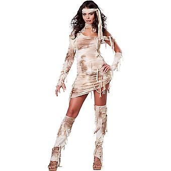 Costume adulto bella mummia