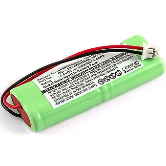 Batteri för Dogtra 280NCP 1902NCP 175NCP 282NCP SureStim M Plus hund krage sändare ersätter BP12RT